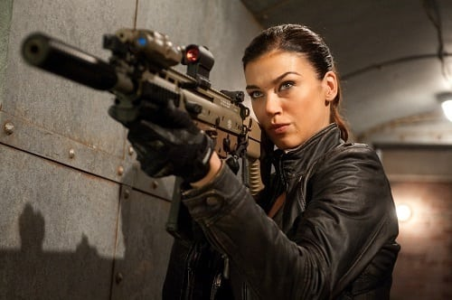 Adrianne Palicki Stars in G.I. Joe Retaliation