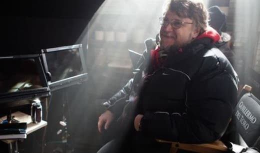 Guillermo del Toro Crimson Peak Set