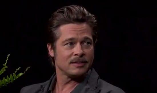Brad Pitt Between Two Ferns