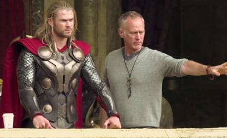 Thor The Dark World Alan Taylor Chris Hemsworth
