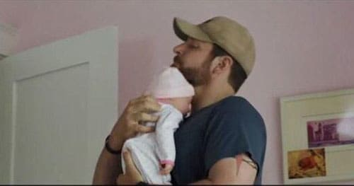 American Sniper Fake Baby Photo