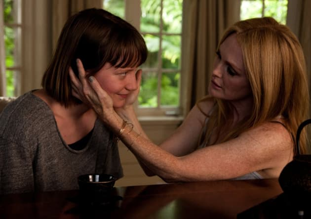 Maps to the Stars Mia Wasikowska Julianne Moore