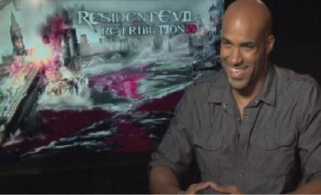 Boris Kodjoe Interview: On Resident Evil & Arthur Ashe Movie