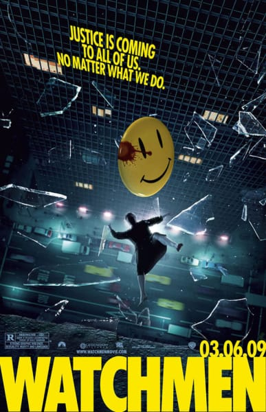 New Watchmen Poster