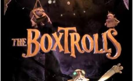The Boxtrolls Motion Poster