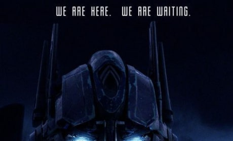 New Transformers Sequel Posters