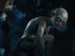 Andy Serkis as Gollum in The Hobbit