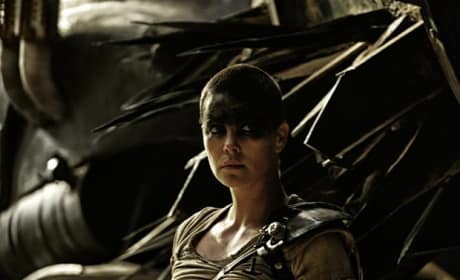Charlize Theron Mad Max Fury Road Photo Still