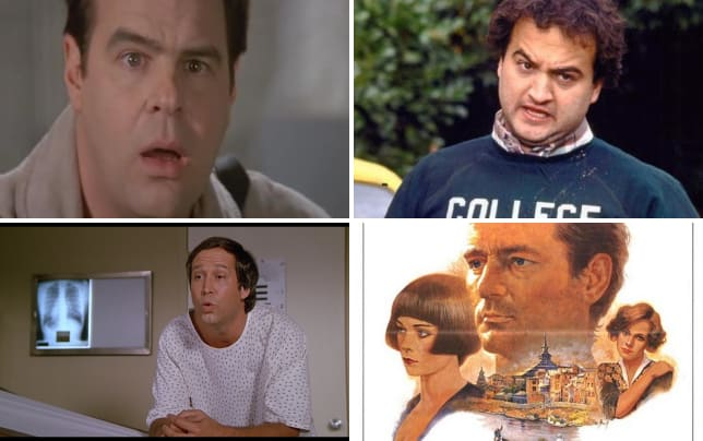 30 fun facts about ghostbusters dan aykroyd salutes his grandpa