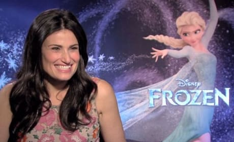 Frozen: Idina Menzel to Perform Let it Go at Oscars!