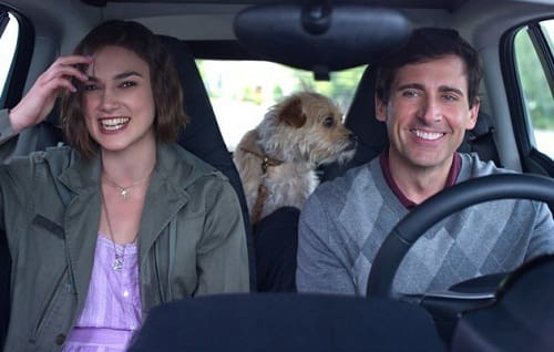 Steve Carell and Keira Knightley in Seeking a Friend for the End of the World
