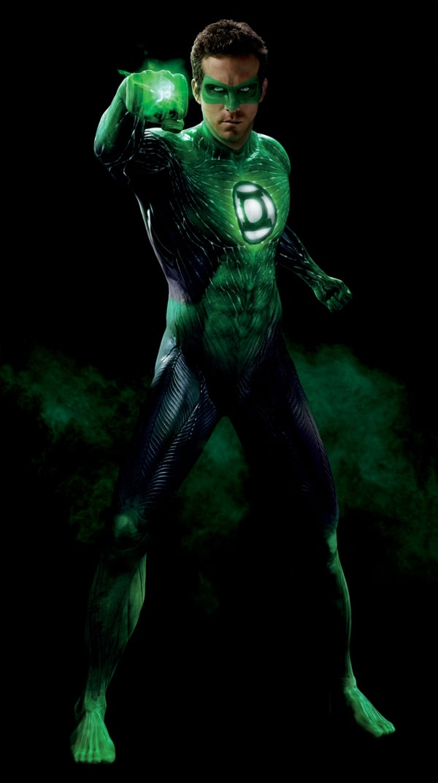 Hal Jordan/The Green Lantern