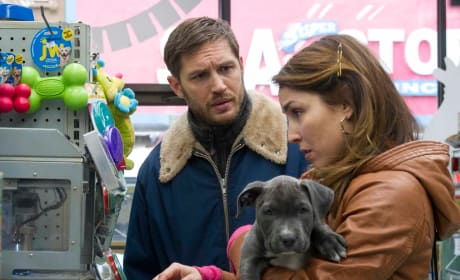 The Drop Tom Hardy Noomi Rapace