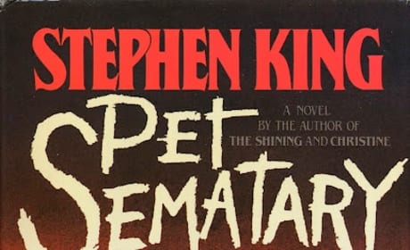 Pet Semetary Book Cover