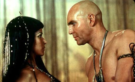 Imhotep and His Woman