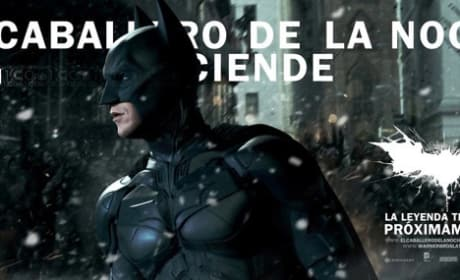 The Dark Knight Rises International Banner