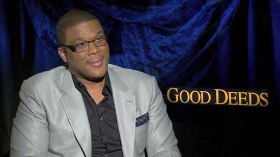 Tyler Perry Talks Good Deeds