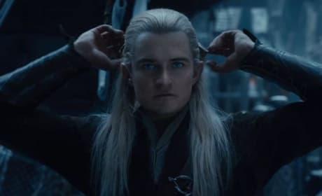 Orlando Bloom The Hobbit The Desolation of Smaug