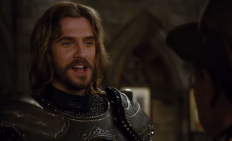Night at the Museum: Secret of the Tomb Dan Stevens