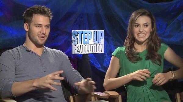 Kathryn McCormick and Ryan Guzman Step Up Revolution
