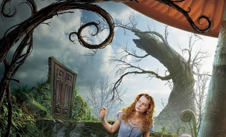 Three New Alice in Wonderland Posters!