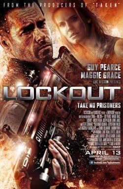 Lockout Film Poster