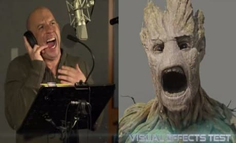 Guardians of the Galaxy: Behind-the-Scenes Sneak Peek!