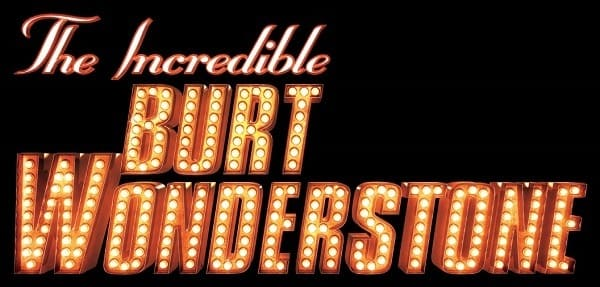 The Incredible Burt Wonderstone Logo