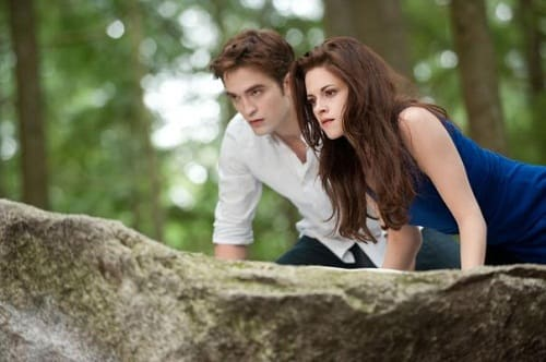 Kristen Stewart Robert Pattinson Breaking Dawn Part 2
