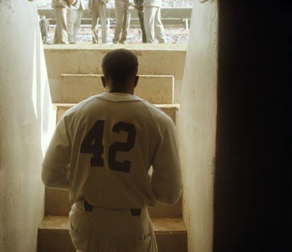 42 Still Jackie Robinson