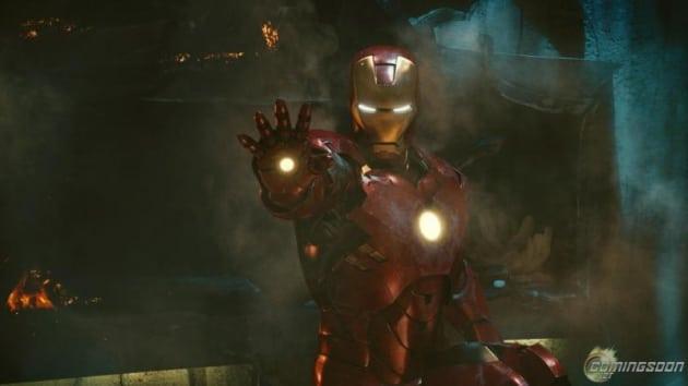 Iron Man Lives Again