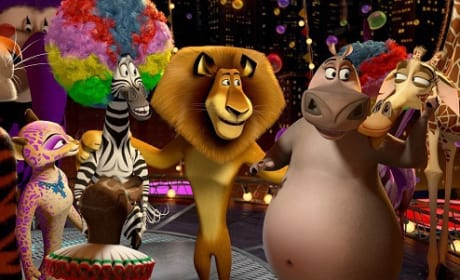 Madagascar 3 Tops Prometheus in the Box Office This Weekend