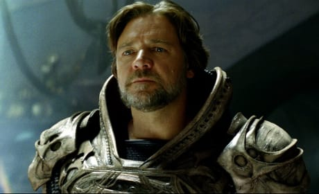 Man of Steel Russell Crowe