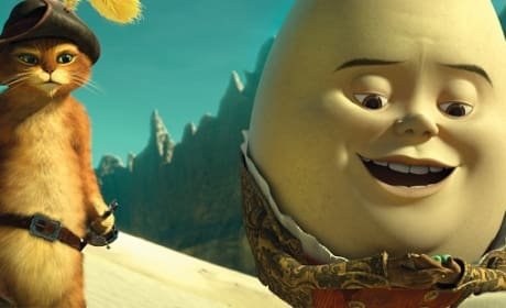 Zach Galifianakis is Humpty Dumpty