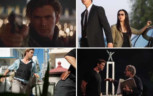 Blackhat Trailer: Chris Hemsworth Hacks in Michael Mann's Latest