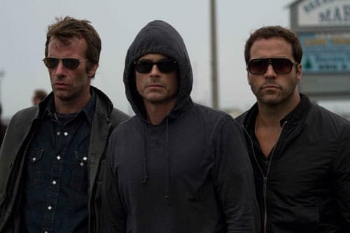 Rob Lowe, Jeremy Piven and Thomas Jane in I Melt With You