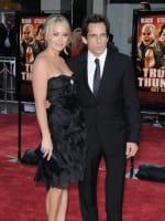 Ben Stiller, Wife