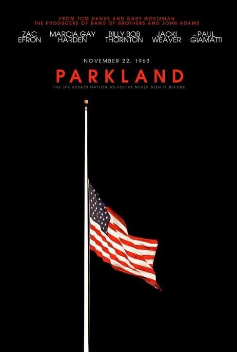 Parkland Movie Poster