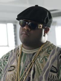 Jamal Woolard as Biggie