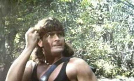 Harley... or Rambo?