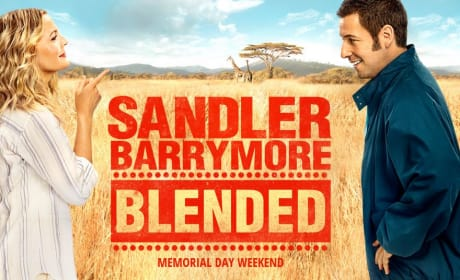 Blended Movie Banner