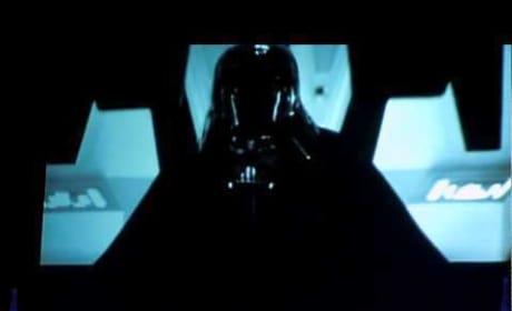 Return of the Jedi Missing Lightsaber Scene