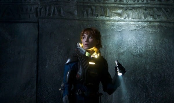 Prometheus: Noomi Rapace