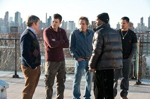 Tower Heist Stars Eddie Murphy and Ben Stiller