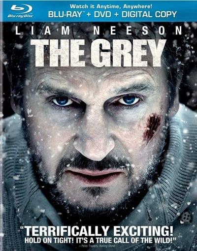The Grey Blu-Ray