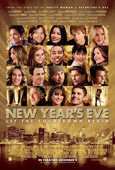 All-Star New Year's Eve Poster