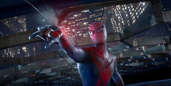 Andrew Garfield The Amazing Spider-Man Picture