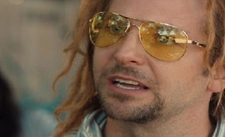 Hit and Run Exclusive TV Spot: Bradley Cooper in Dreads!