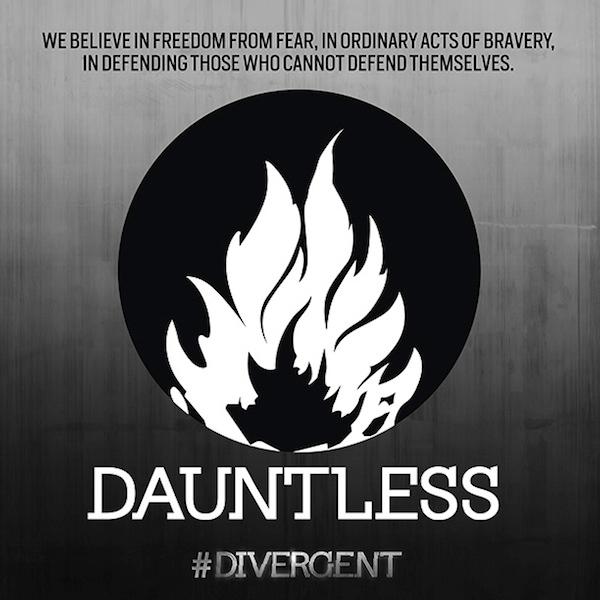 Divergent Dauntless Symbol