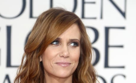 Kristen Wiig: Confirmed for Anchorman 2!